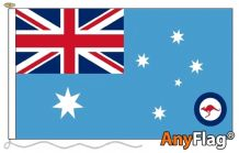 -AUSTRALIA RAF ENSIGN  ANYFLAG RANGE - VARIOUS SIZES